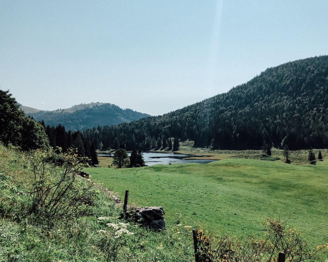 inastil, Seewaldsee, sommerzeit, sommerinösterreich, salzburgerland, ü50blogger, MTB-Tour, Tennengau, E-Mountainbike, Almjause, Sport, Bergsee,_-2