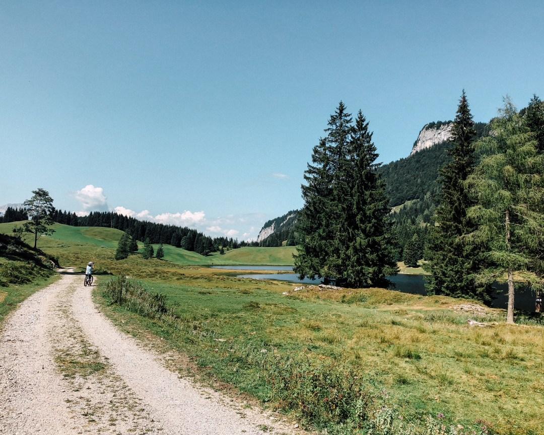 inastil, Seewaldsee, sommerzeit, sommerinösterreich, salzburgerland, ü50blogger, MTB-Tour, Tennengau, E-Mountainbike, Almjause, Sport, Bergsee,_