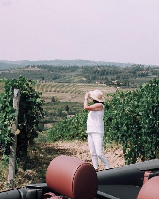 inastil, Ü50Blogger, Reiseblogger, Toskana, Villa, Florenz, Siena, Certaldo, Lifestyle, Italienreise, Italienliebe, Cabriotour-21