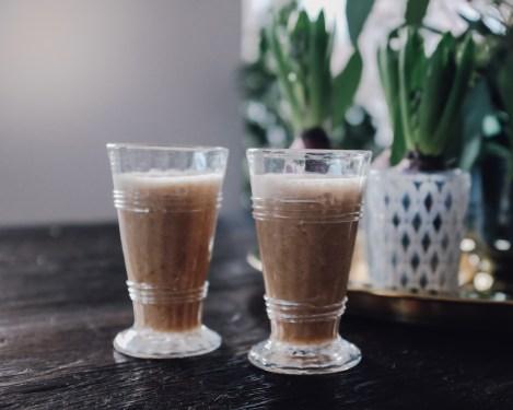 inastil, leichtes Rezept, grünes Curry, Helthyfood, Winterdekoration, liefe in balance, donna hay, Kokoscurry, espresso-cashew-shake, power-shake-16