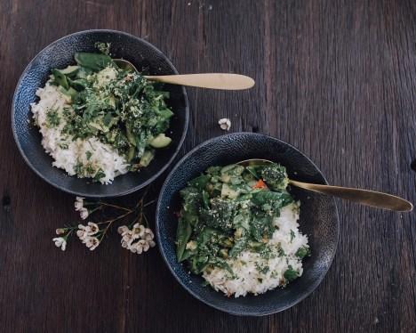 inastil, leichtes Rezept, grünes Curry, Helthyfood, Winterdekoration, liefe in balance, donna hay, Kokoscurry, espresso-cashew-shake, power-shake-8