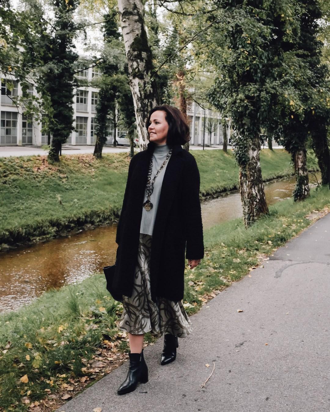 Inastil, Hermbstmode, Rock, Salbeigrün, Mintgrün, Autumnfashion, Modeberatung, Ue50Mode, Üe50blogger, Modeblogger-2