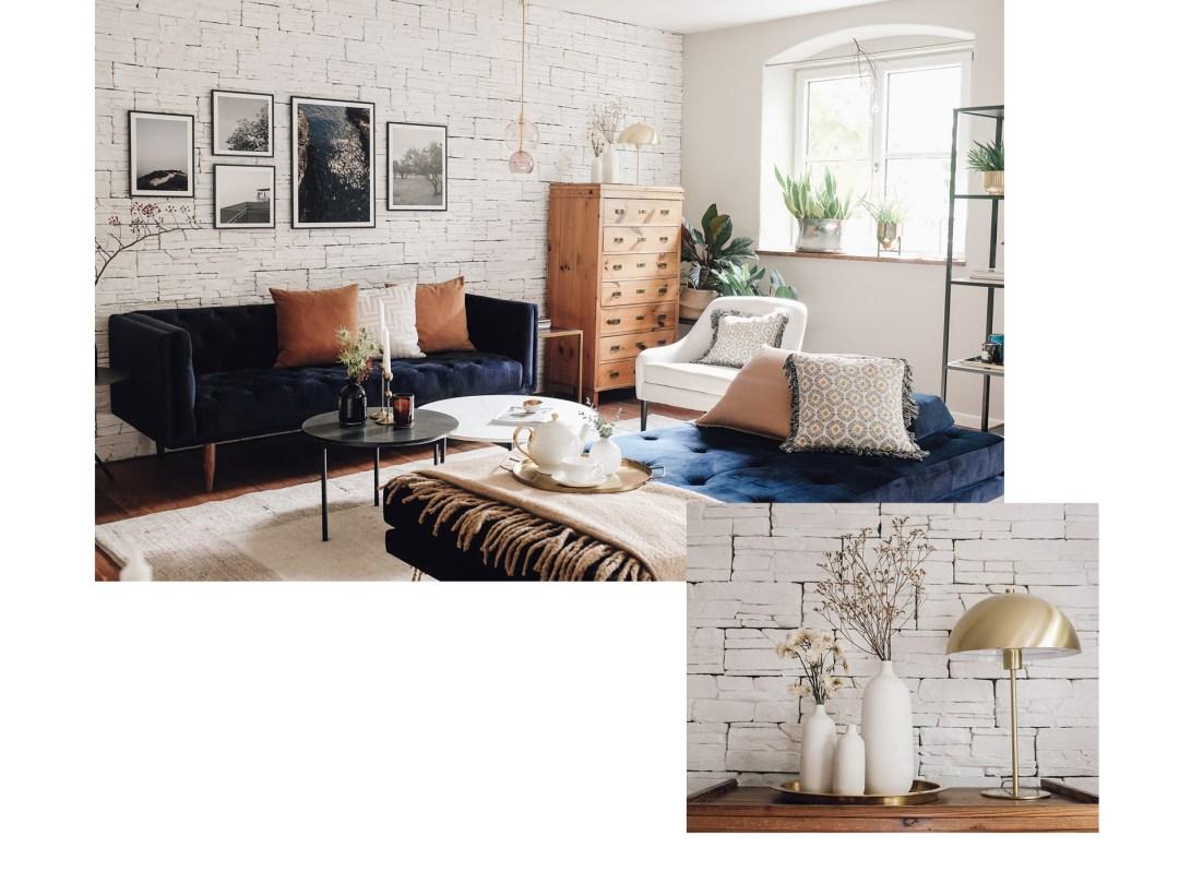 Make Over Im Wohnzimmer Neue Sofas Inastil
