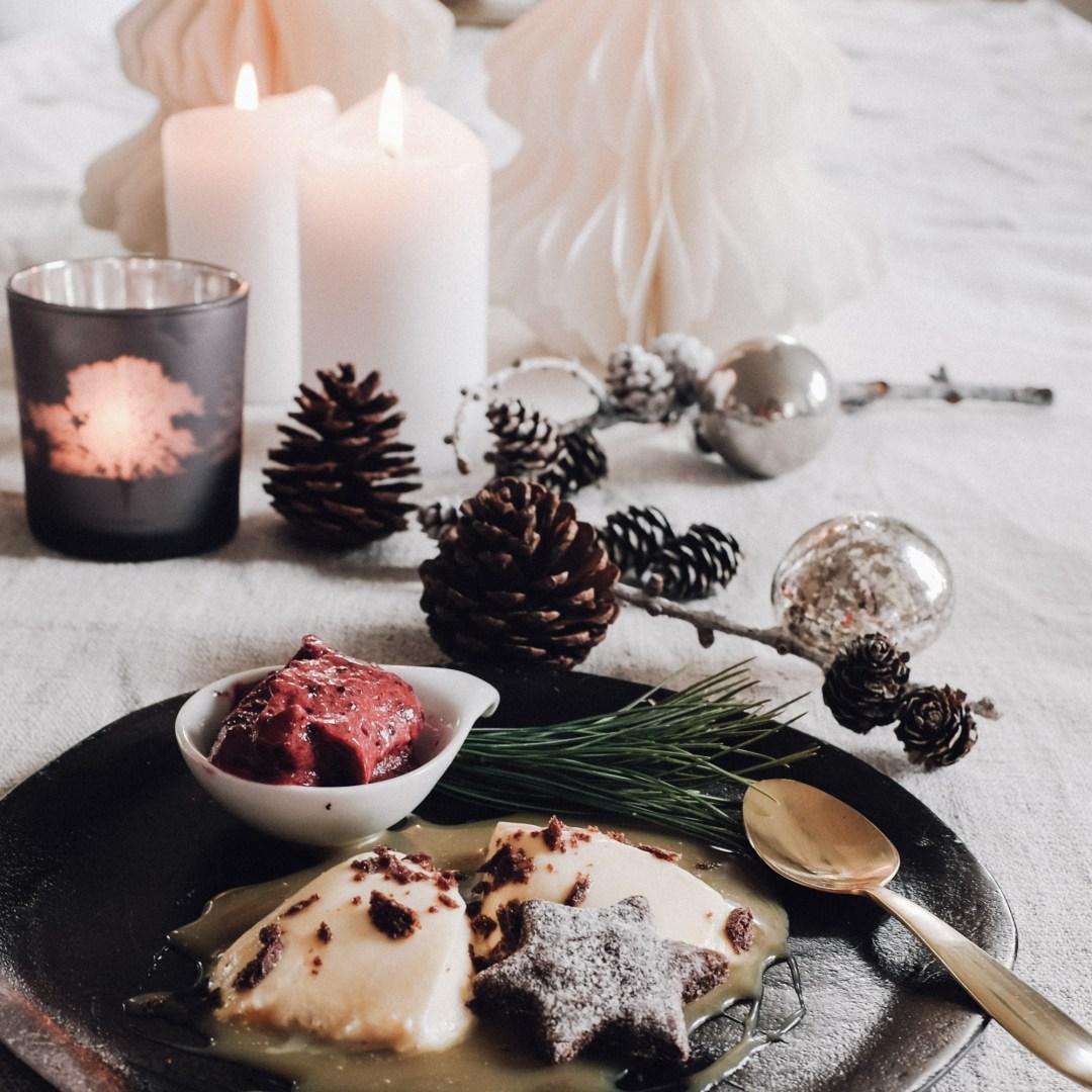 Inastil, Weihnachtszeit, Weihnachtsmenü, Salzburgerland, Winterspaziergang, Winterwonderland, Weihnachtsdessert, Weihnachtsvorspeise, festliches Menü, Tradition,_-20