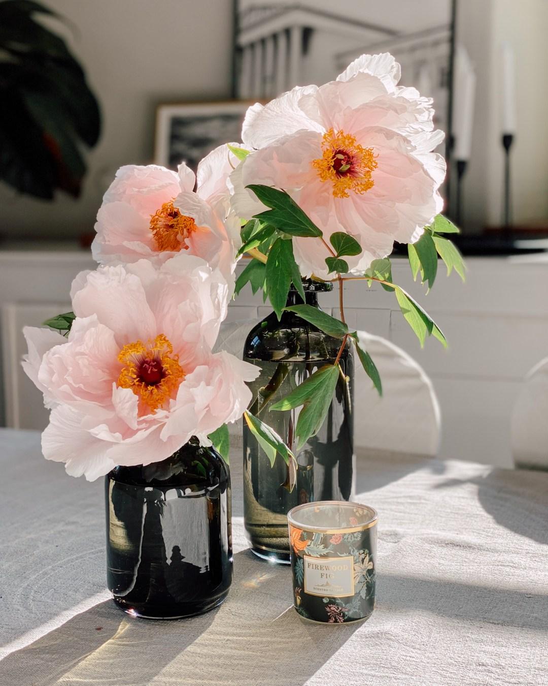 Inastil, Blumenliebe, Blumenstrauß, Dekoration, Blumendekoration, DIY, Gartenblumen, Rosen, Wiesenblumen, Blumenvasen, Homedecor, Dekoration Solebenwir, Daheim-15
