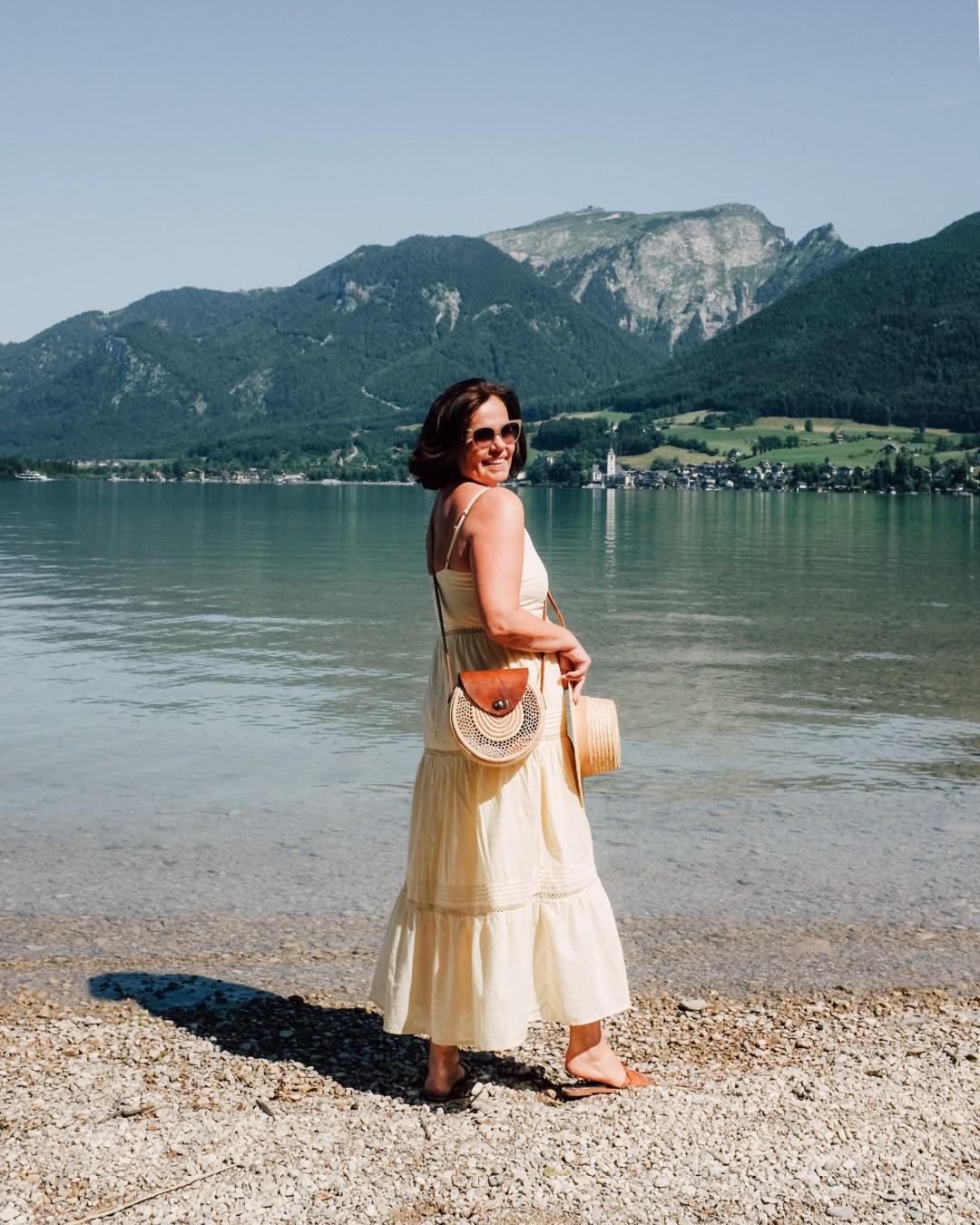Inastil, Wolfgangsee, Swimmingpool, Baden, Schwimmen, Sommer, Österreich, Nuxe, Ü50, Garten, Ü50Blogger, Stilberatung,_