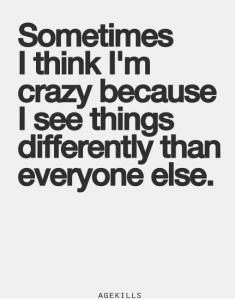 Sometimes I Think_