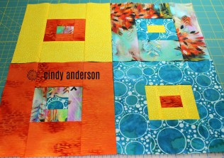 Window Box Quilt Blocks