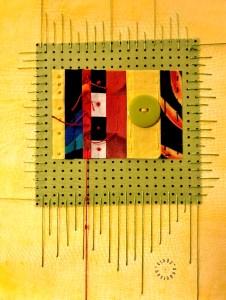Reclaimed Fabric Scrap, AP 185