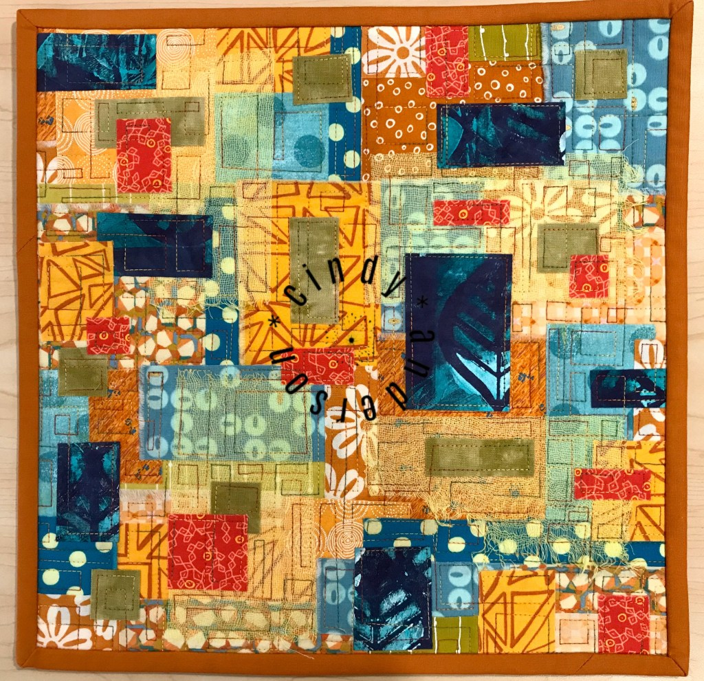 Rectangles and Squares, AP 167