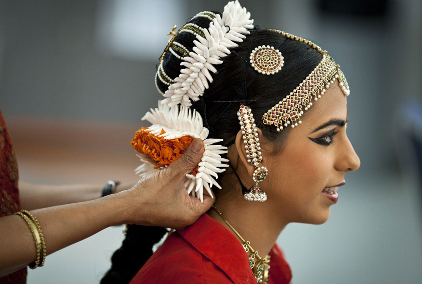 Bharatanatyam Makeup Tutorial In 10 Simple Steps Beauty And Style
