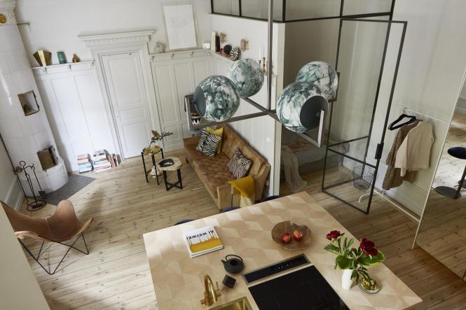 Tiny Living Small E Tricks For A Studio Apartment