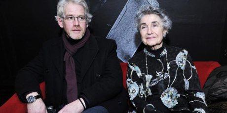 Timothy Tate and Judith Reisman   Photo: Boris Kovacev/Cropix