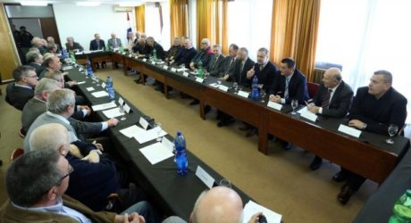 Croatian Assembly of Generals meets  Photo: Sanjin Strukic/Pixsell