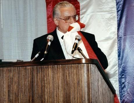 Franjo Tudjman   Photo: http://www.tudjman.hr