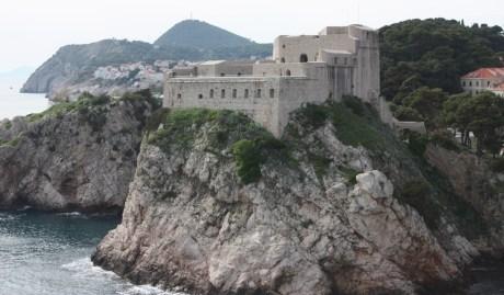 Fort Lovrjenac Dubrovnik Croatia