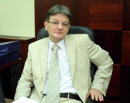 Judge Radovan Dobronic  Photo: Pixsell