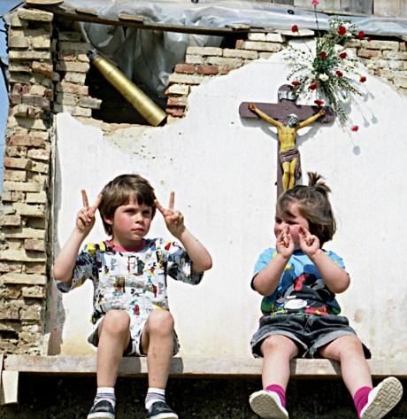 Croatia 1995 - we remember! Photo: Moslavina Museum Kutina