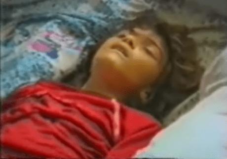 Child victim of Uzdol, Bosnia and Herzegovina Photo: arhiva-braniteljski-portal.hr