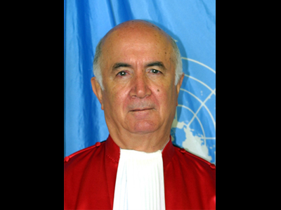 Judge Mehmat Güney  Photo: World Bulletin