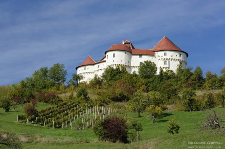 Castle Veliki Tabor Croatia