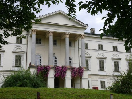 Palace Janusevec Zapresic Croatia