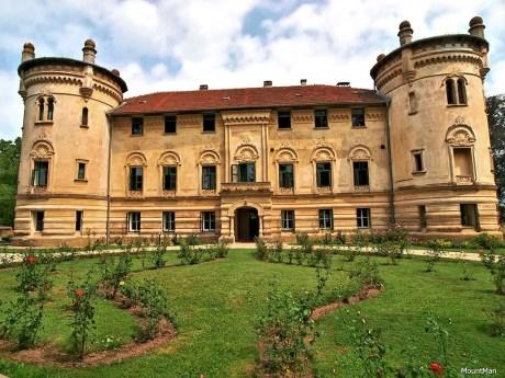 Palace Lovrencina Kucari Croatia