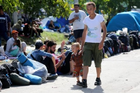 Croatia and refugee crisis in EU