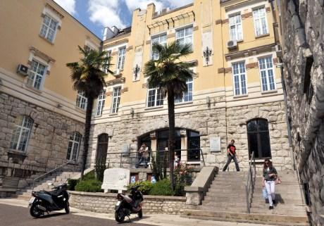 University of Rijeka Croatia