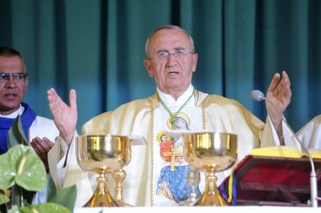 Archbishop Zelimir Puljic