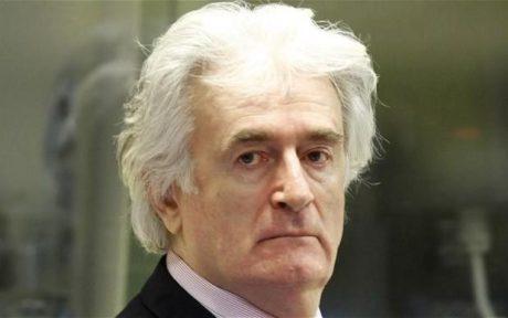 Radovan Karadzic 40 year prison sentence for war crimes in Bosnia and Herzegovina against Croats and Bosniaks Photo: AP