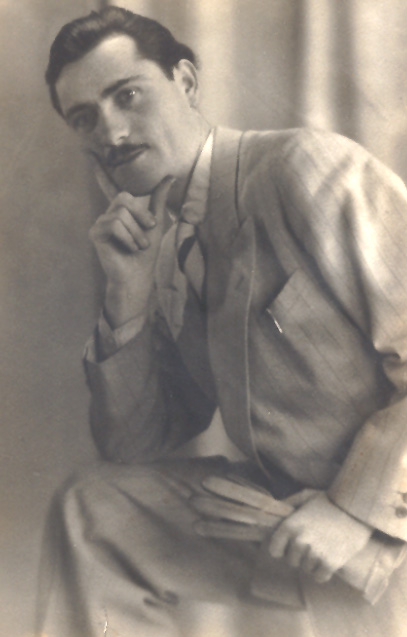 Mojmir Damjanovic 1940's Vienna, Austria