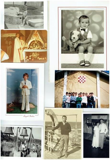 Snippets of Steve Kustro's life Photo: Steve Kustro