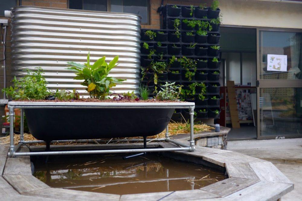 Repurposing Bathtub