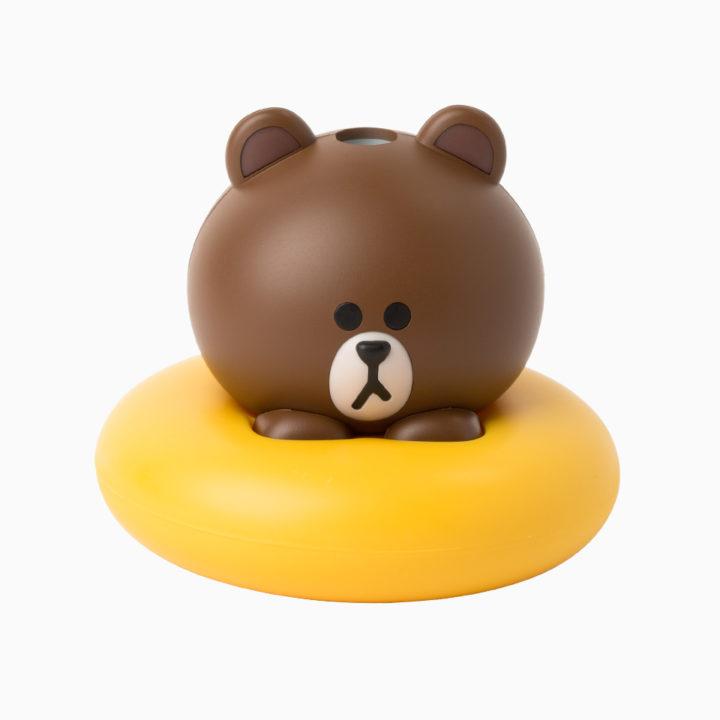 LINE Friends Air USB Humidifier 熊大迷你空氣放濕器 - Inbeauty shop