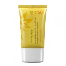 Innisfree 草本有機完美防曬霜 SPF50 PA+++ 50ml - Inbeauty shop