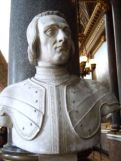 Jacques de La Palice (source: https://commons.wikimedia.org), His epitaph reads