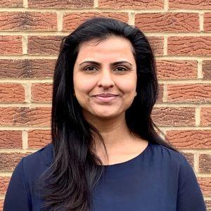 Inbeeo team members: Shreeya Patel