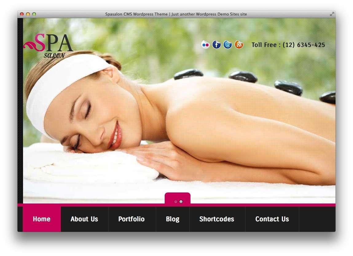 WordPress для салона красоты17