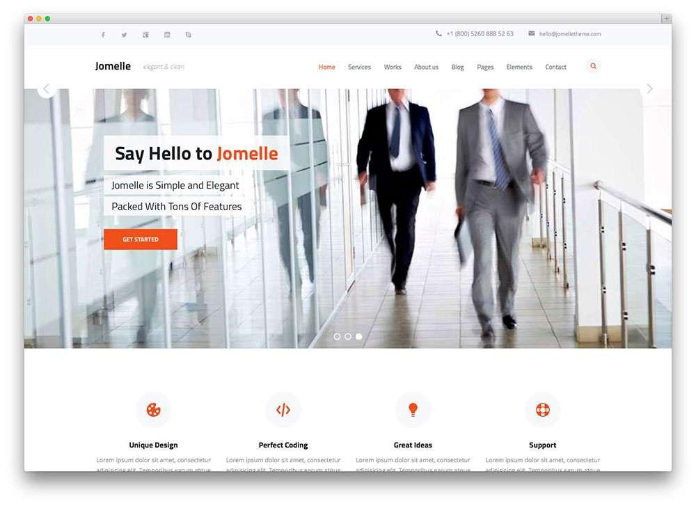 WordPress темы для IT-компаний и стартапов3