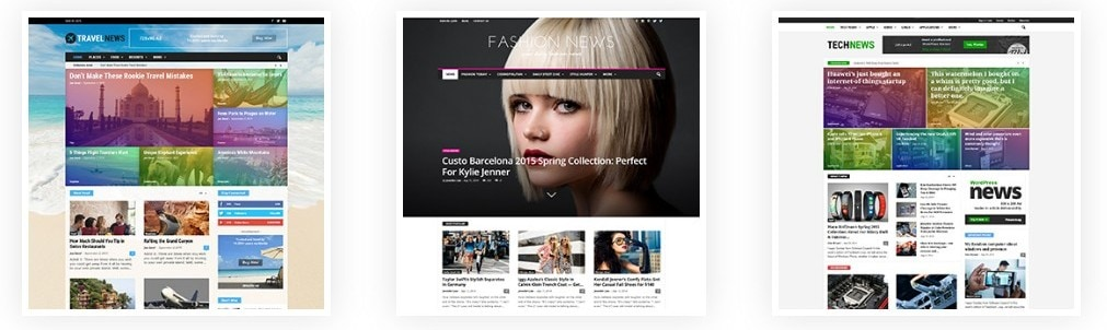 быстрый сайт на WordPress шаблоны вордпресс 02