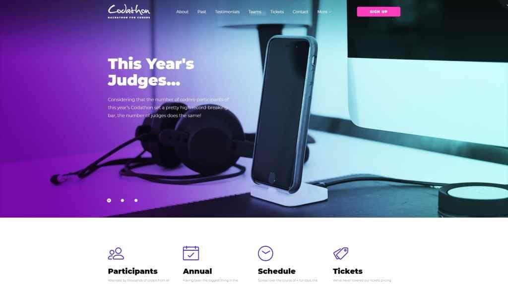 WordPress темы для IT-компаний и стартапов с SEO-дизайном 02