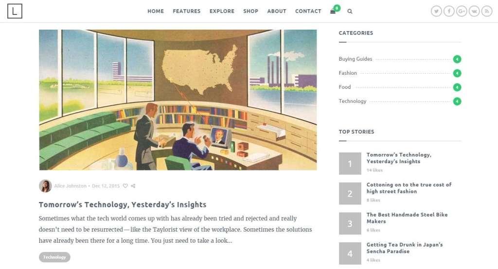 шаблоны WordPress купить и не тужить в 2016