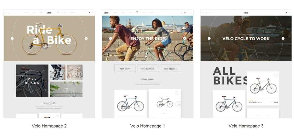 многофункциональные WP e commerce шаблоны для интернет-магазина 2016