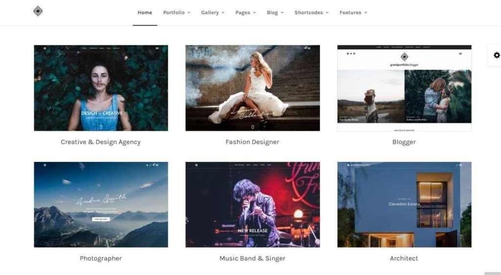 WP Themes - 10 качественных шаблонов WordPress 2016 4
