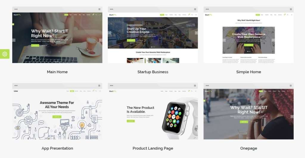 достойные популярные шаблоны WordPress 2016