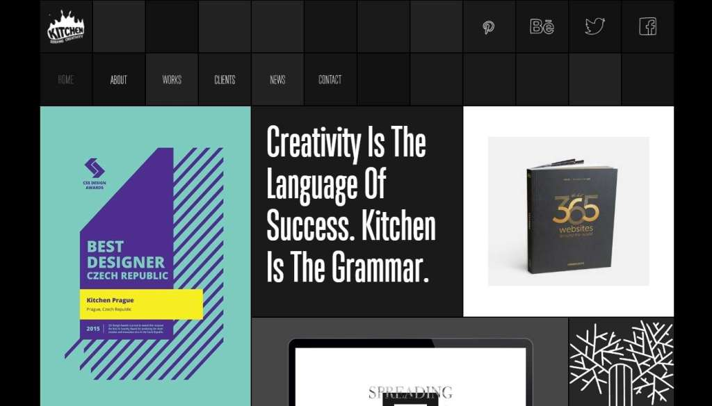10 лучших сайтов на WordPress с потрясающим дизайном – Подборка редакции InBenefit 1