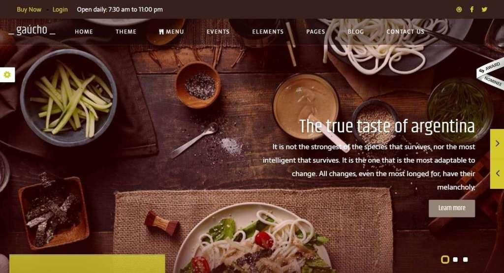 современные HTML шаблоны сайтов