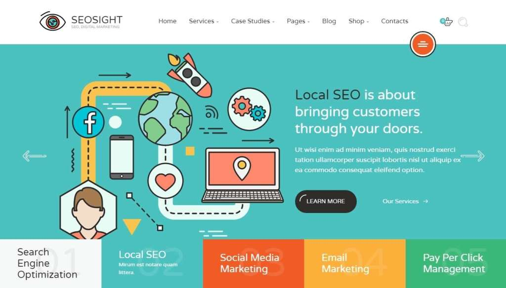 функциональные HTML шаблоны сайтов