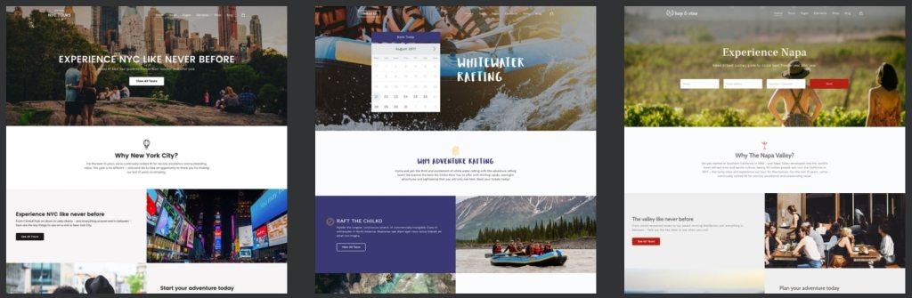 лучшие платные шаблоны сайтов - ТОП красивых сайтов на WordPress 11